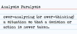 analysisparalysis